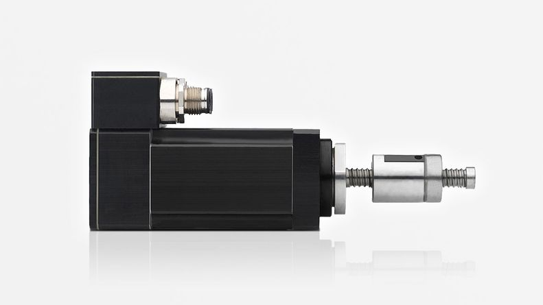 cyber® force actuator – linear actuators - WITTENSTEIN cyber motor GmbH